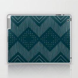 Teal Tribal Laptop & iPad Skin