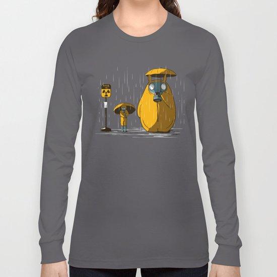 Fukushima Long Sleeve T-shirt