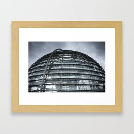 The Dome Framed Art Print