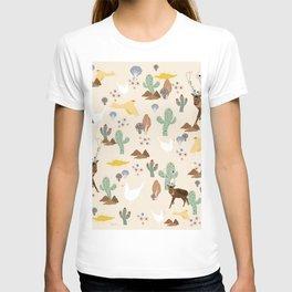 dreamy desert T-shirt