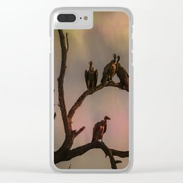 The Wait Clear iPhone Case