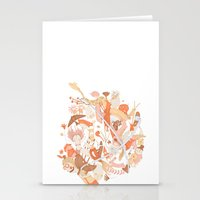 dreamer Stationery Cards featuring dreamer by stavtuv