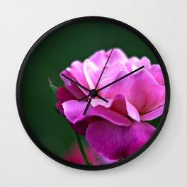 una rosa Wall Clock