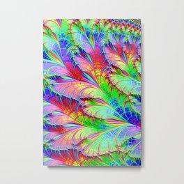 Tropicana Metal Print