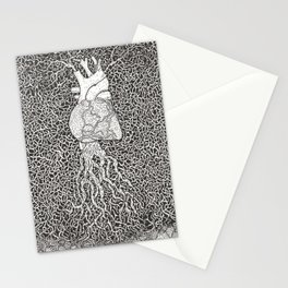 Mucho Corazon Stationery Cards