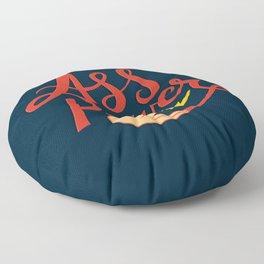 Ass Power Floor Pillow