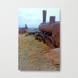 Galloper Metal Print