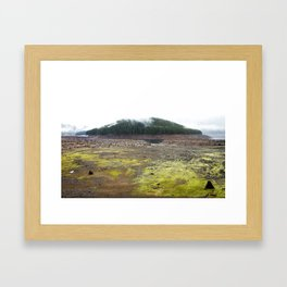 Central Oregon Framed Art Print