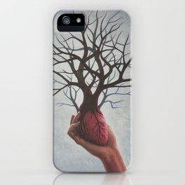 Nourishing Heart iPhone Case