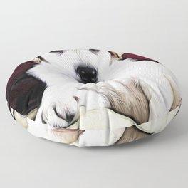 Born Poser Floor Pillow