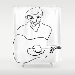 OF MY DREAMS Shower Curtain