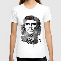 che T-shirts featuring CHE by Rebecca Bear
