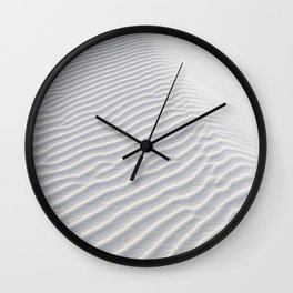 Earth Skin Wall Clock