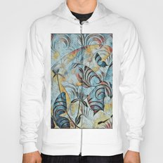 A Butterfly Abstract Hoody