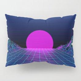 80's moon Pillow Sham
