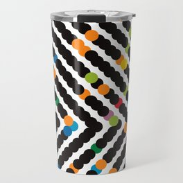ARROW - dots Travel Mug