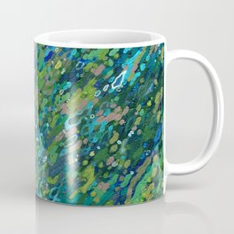 Mossy Waterfall Juul art Coffee Mug