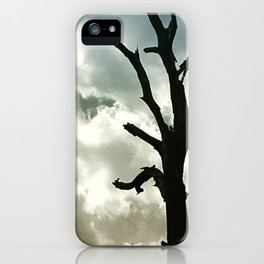 The Hanging Tree iPhone Case