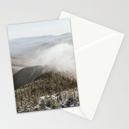 Winter in the White Mountains Stationery Cards