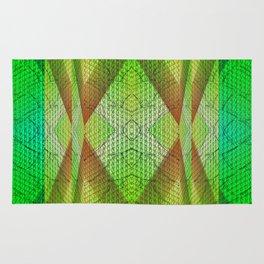 digital texture Rug