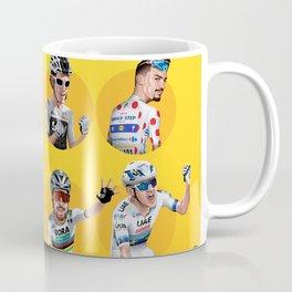 Tour de france 2018 caricatures Coffee Mug