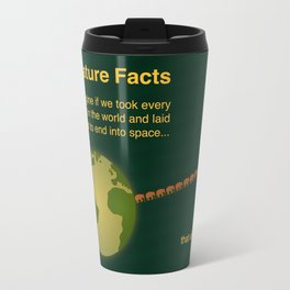 Neat Nature Facts Travel Mug
