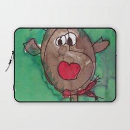 Heart My Deer Laptop Sleeve