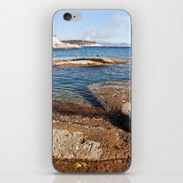 ROCKY ISLAND - Sardinia - Italy  iPhone Skin