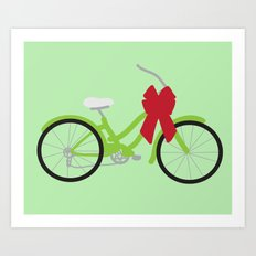 Christmas Presents Art Print