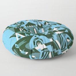 Structura 3 Floor Pillow