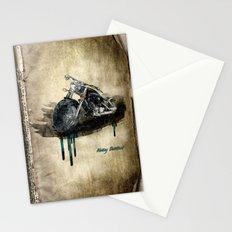 Harley Davidson Stationery Cards