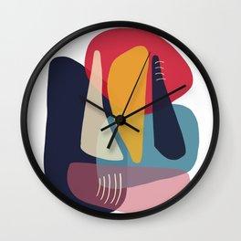 Modern minimal forms 18 Wall Clock