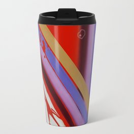 Celtic Knot with Autumn Colors Travel Mug