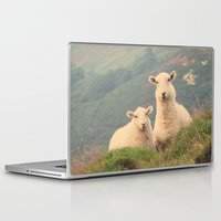 sheep Laptop & iPad Skins featuring Sheep by Vic Torys