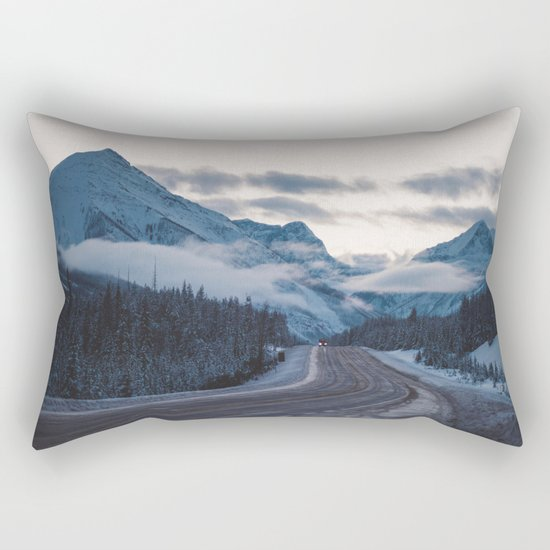 Kootenay National Park Rectangular Pillow