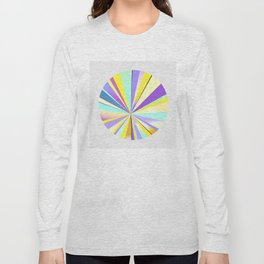 pastel sun Long Sleeve T-shirt