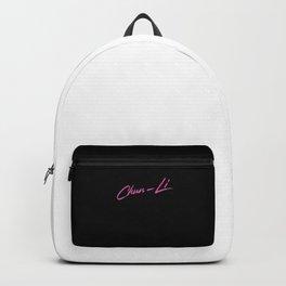 Chun Li Backpack