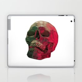 Skull Reflet Laptop & iPad Skin