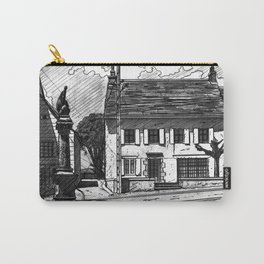 Montboudif, birthplace of Geoges Pompidou Carry-All Pouch