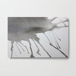 blacklight Metal Print