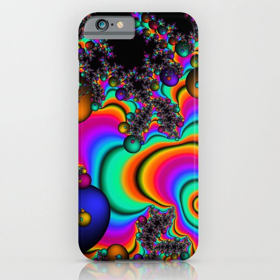 Psychedelic Space iPhone & iPod Case