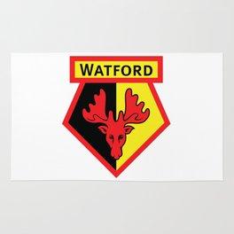 Watford fc logo Rug
