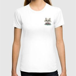 I wanted to be a cat T-shirt