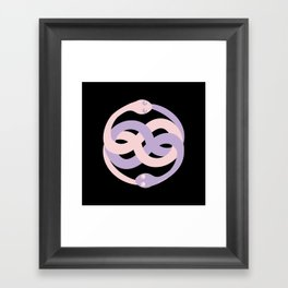 Cute auryn Framed Art Print