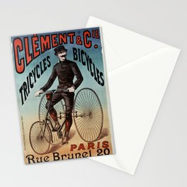 Old Sign - Bicycles Stationery Cards