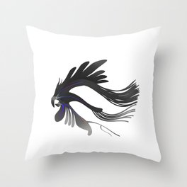 Forward II Throw Pillow