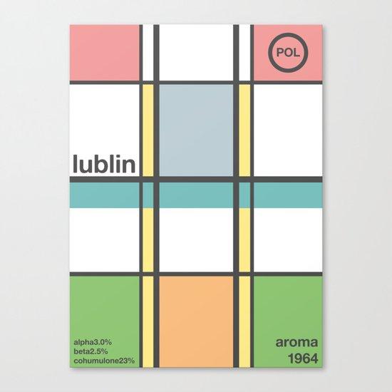 lublin single hop Canvas Print
