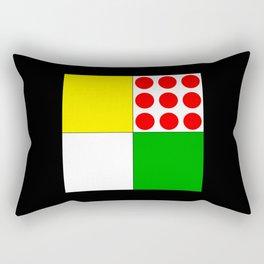 Tour de France Jerseys 1 Rectangular Pillow