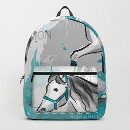 trotting horse Backpack