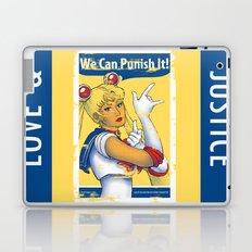 We Can Punish It! Laptop & iPad Skin